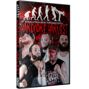 "Evolution Pro Wrestling DVD October 11, 2014 ""Hardcore Harvest 2014"" - New Albany, IN"