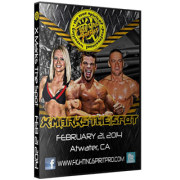 "Fighting Spirit Pro DVD February 21, 2014 ""X Marks the Spot"" - Atwater, CA"