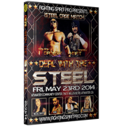 "Fighting Spirit Pro DVD May 23, 2014 ""Deal with the Steel"" -  Atwater, CA"