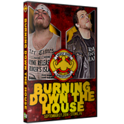 "West End Wrestling DVD September 27, 2014 ""Burning Down the House"" - Stowe, PA"