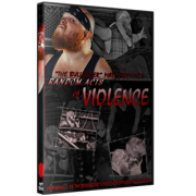 "Best Of Matt Tremont DVD ""Random Acts of Violence Volume 1"""