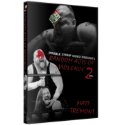 "Best Of Matt Tremont DVD ""Random Acts of Violence Volume 2"""