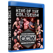 "CCW Blu-ray/DVD June 6, 2015 ""King of the Coliseum"" - Evansville, IN"