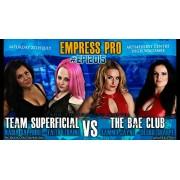 """Empress Pro Wrestling July 25, 2015 """"#EPI2015"""" - High Wycombe, England (Download)"""