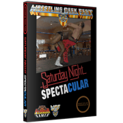 "Wrestling Geekfest DVD August 15, 2015 ""Saturday Night Spectacular"" - Strongsville, OH"