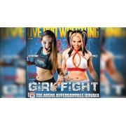 "Girl Fight Wrestling December 8, 2015 ""Crazy Nights"" - Jeffersonville, IN (Download)"