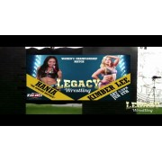 """Legacy Wrestling June 6, 2015 """"Legacy Of Champions"""" - Palmyra, PA (Download)"""