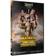 "Legacy Wrestling DVD June 6, 2015 ""Legacy Of Champions"" - Palmyra, PA"