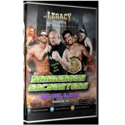 "Legacy Wrestling DVD December 5, 2015 ""Dangerous Encounters"" - Manheim, PA"
