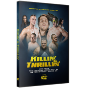 "Limitless Wrestling DVD November 14, 2015 ""Killin' & Thrillin'"" - Orono, ME"