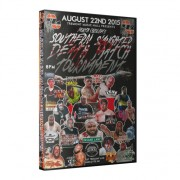 "Milestone Wrestling DVD August 22, 2015 ""Southern Slaughter"" - Charlotte, NC"