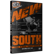 "New South DVD November 21, 2015 ""The Saga Continues"" - Hartselle, AL"