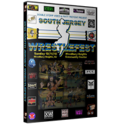 "South Jersey WrestleFest DVD October 11, 2015 ""2015 WrestleFest"" - Woodbury Heights, NJ"