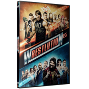 "XWA DVD November 1, 2015 ""Wrestlution 15"" - Providence, RI"
