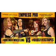 "Empress Pro Wrestling January 23, 2016 ""Never Say Never Again"" - High Wycombe, England  (Download)"