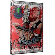 "H20 Wrestling DVD December 23, 2016 ""A Christmas Classic"" - Blackwood, NJ"