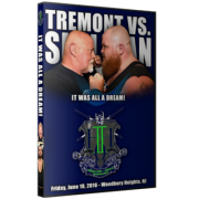 "H2O Wrestling DVD June 10, 2016 ""It Was All A Dream"" - Woodbury Heights, NJ"