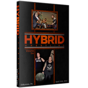 "Hybrid Wrestling Association DVD April 16, 2016 ""Volume 1"" - Eddystone, PA"
