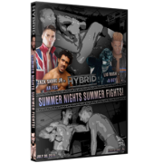 "Hybrid Wrestling DVD July 30, 2016 ""Summer Nights, Summer Fights"" - Eddystone, PA"