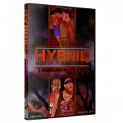 "Hybrid Wrestling DVD October 29, 2016 ""A Nightmare On 9th Street"" - Eddystone, PA"