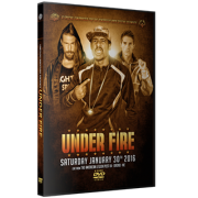 "Limitless Wrestling DVD January 30th, 2016 ""Under Fire"" - Orono, ME"