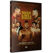 "Limitless Wrestling DVD July 23rd, 2016 ""Hook, Line, & Sinker"" - Orono, ME"