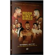 "Limitless Wrestling DVD July 23rd, 2016 ""Hook, Line, & Sinker"" - Orono, ME"