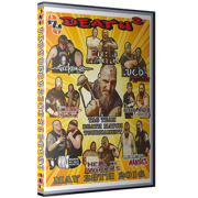 "Milestone Wrestling DVD May 28, 2016 ""Death 2 Tag Team Deathmatch Tournament"" - Charlotte, NC"