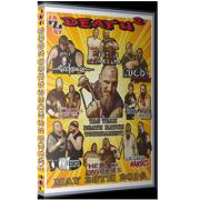 "Milestone Wrestling DVD May 28, 2016 ""Death 2 Tag Team Deathmatch Tournament"" - Charlotte, NC"