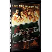 "NOVA Pro Wrestling DVD March 20, 2016 ""Last Exit To Springfield"" - Springfield, VA"