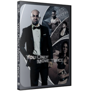 "NOVA Pro Wrestling DVD May 6, 2016 ""You Only Move Twice"" - Fairfax, VA"