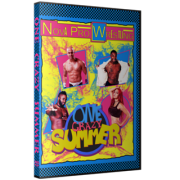"NOVA Pro Wrestling DVD August 16, 2016 ""One Crazy Summer"" - Fairfax, VA"
