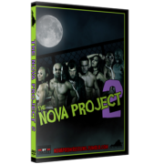 "NOVA Pro Wrestling DVD September 16, 2016 ""NoVa Project 2"" - Fairfax, VA"