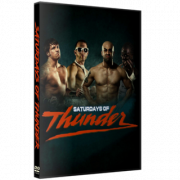"NOVA Pro Wrestling DVD October 22, 2016 ""Saturdays of Thunder"" - Springfield, VA"