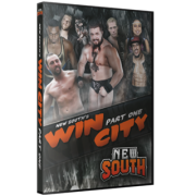 "New South DVD June 18, 2016 ""Win City: Part One"" - Hartselle, AL"