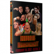"Glory Pro DVD February 19, 2017 ""Crowning Achievement"" - Alton, IL"