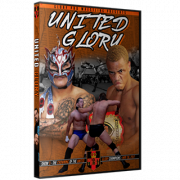 "Glory Pro Wrestling DVD May 26, 2017 ""United Glory"" - Alton, IL"