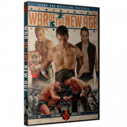 "Glory Pro Wrestling DVD July 9, 2017 ""War of the New Age"" - Belleville, IL"
