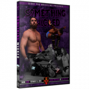 """Glory Pro Wrestling DVD October 15, 2017 """"Something Wicked"""" - Alton, IL"""