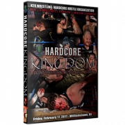 "H2O Wrestling DVD February 17, 2017 ""Hardcore KINGdom"" - Williamstown, NJ"