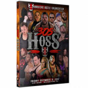 "H2O Wrestling DVD December 8, 2017 ""305 HOSS Tournament"" - Williamstown, NJ"