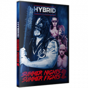 "Hybrid Wrestling DVD July 28, 2017 """"Summer Nights, Summer Fights 2!"" - Paulsboro, NJ"