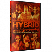 "Hybrid Wrestling DVD October 27, 2017 ""A Nightmare on 9th St. Part 2"" - Eddystone, PA"
