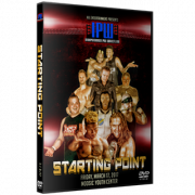"IPW DVD March 17, 2017 ""Starting Point"" - Moosic, PA"