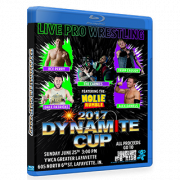 "Live Pro Wrestling Blu-ray/DVD June 25, 2017 ""Dynamite Cup"" - Lafayette, IN"