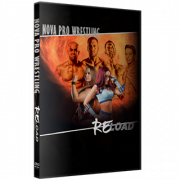 "NOVA Pro Wrestling DVD February 17, 2017 ""REload"" - Fairfax, VA"
