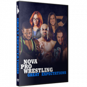 "NOVA Pro Wrestling DVD March 10, 2017 ""Great Expectations"" - Annandale, VA"