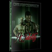 """NOVA Pro Wrestling DVD June 10, 2017 """"Hi Fidelity"""" - Annandale, VA"""