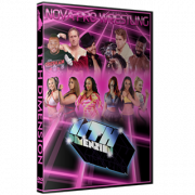 "NOVA Pro Wrestling DVD November 24, 2017 ""11th Dimension"" - Fairfax, VA"