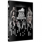 "NOVA Pro Wrestling DVD December 28, 2017 ""Such Great Heights"" - Annandale, VA"